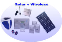 Solar + Wireless